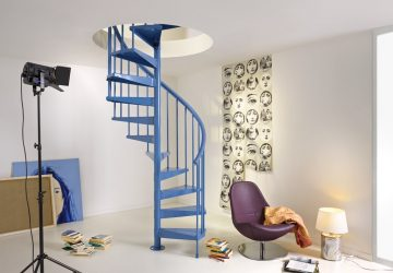 Four different places to use vibrant colours in your home - Image From uk.fontanotshop.com