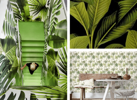 Greenery Chosen as Pantone Colour of the Year 2017 - Botanical Wallpaper