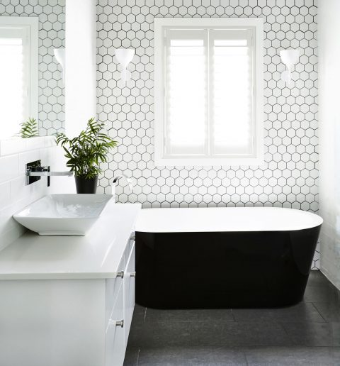 The Easiest Way to Give your Bathroom a New Look - Image From HomesToLove.com.au