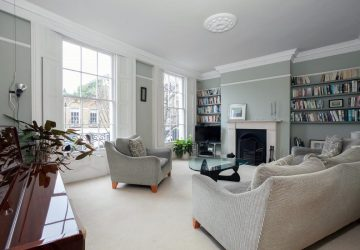 Daily Inspiration 2nd March 2017 - Air B&B Apartment River Street, Clerkenwell