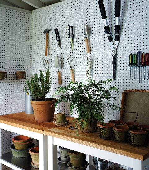 Things To Consider When Designing A Garden Shed - Image Source - HouseandHome.com