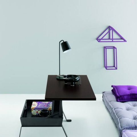 10 Pieces Of Dual-Purpose Furniture We're Currently Obsessed With - Yoyo Folding Table