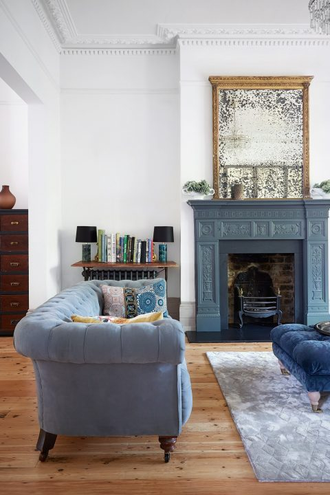 5 Great Ways To Decorate Your Living Room - Image By Paul Massey For HouseAnd Garden.co.uk