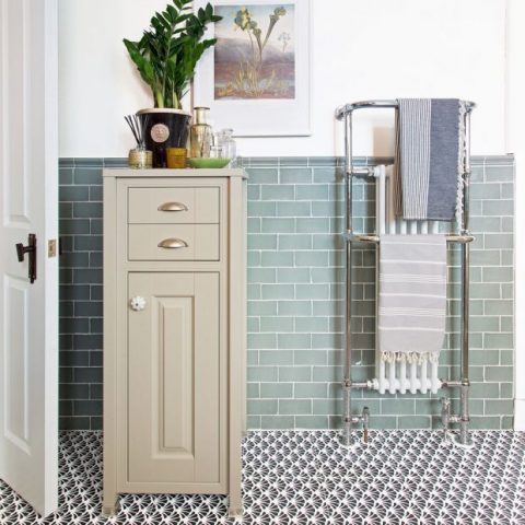 The Easiest Way to Give your Bathroom a New Look - Image From IdealHomes.co.uk