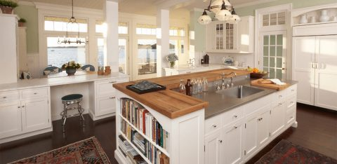5 Cool Ideas for Your New Kitchen Design - Kitchen Island