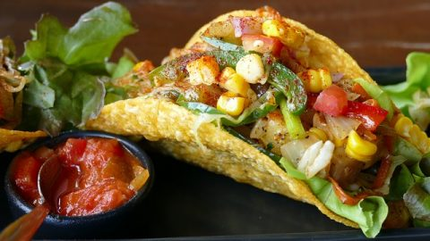 5 Hot New Trends In The Kitchen - Vegetarian Tacos