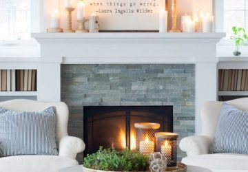 Subtle Interior Design Ideas to Improve Your Home - Image By TheLilyPadCottage.com