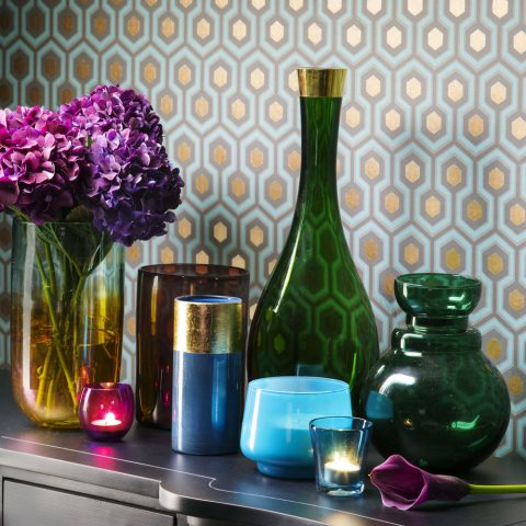 Discover Top Interior Design Trends for 2017 - Jewel Tones - Image From idealhome.co.uk
