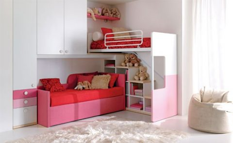 Kids' Bedrooms: Evolving The Room As They Grow