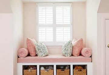 Four Storage Secrets To Beautify Your Home - Image From DecorPad.com
