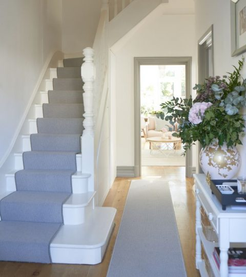 Style Advice: Hall Runners - From interiortherapy.co.uk - By Interior Designer Vickie Nickolls