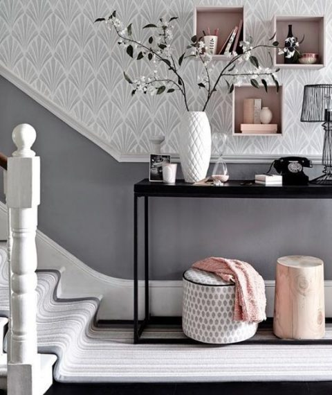 Style Advice: Hall Runners - Image From housebeautiful.co.uk - By Charlotte Boyd