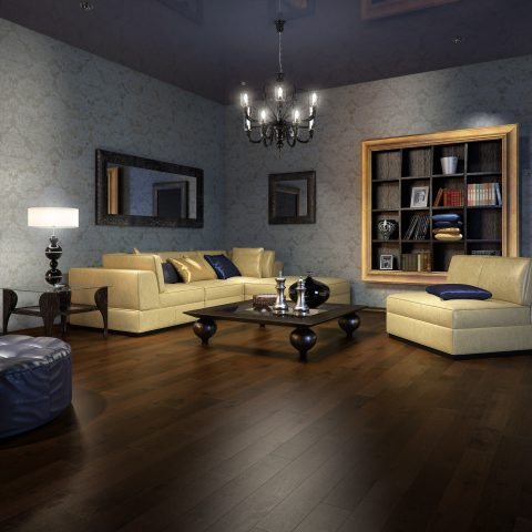 Get Your Wooden Flooring Gleaming - Kensington Espresso Oak