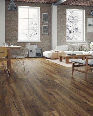 Get Your Wooden Flooring Gleaming - Knightsbridge Dark Vanilla Oak