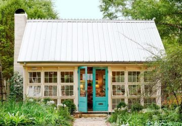 How To Select A Garden Building That Can Increase The Value Of Your Property - Image From CountryLiving.com - Photo By Brian Woodcock