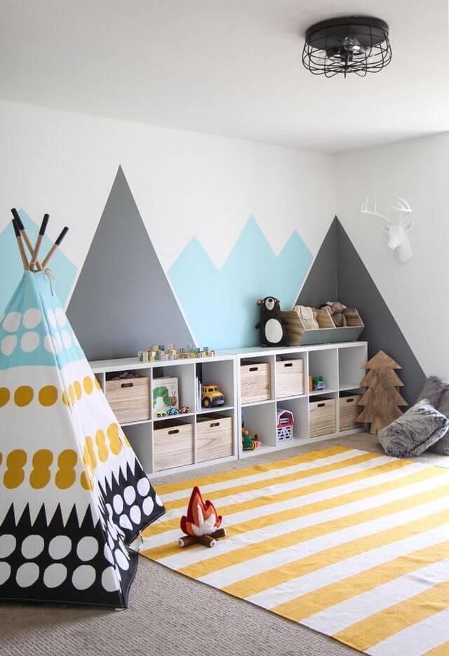 10 Creative Kids Bedroom Ideas