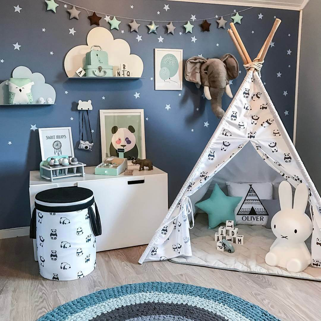 Bedroom Decor Kids Bedroom Design Ideas Dark Wood Tv In Bedroom Design Ideas Bedroom Colors India: 10 Creative Kids Bedroom Ideas