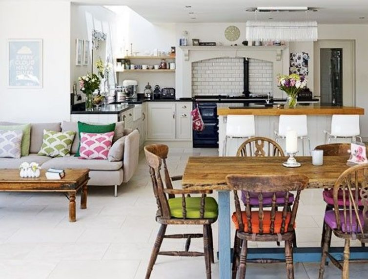 Approaching Interior Design When Moving House - Image From IdealHome.co.uk