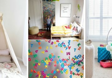 8 fun ideas for your child's playroom