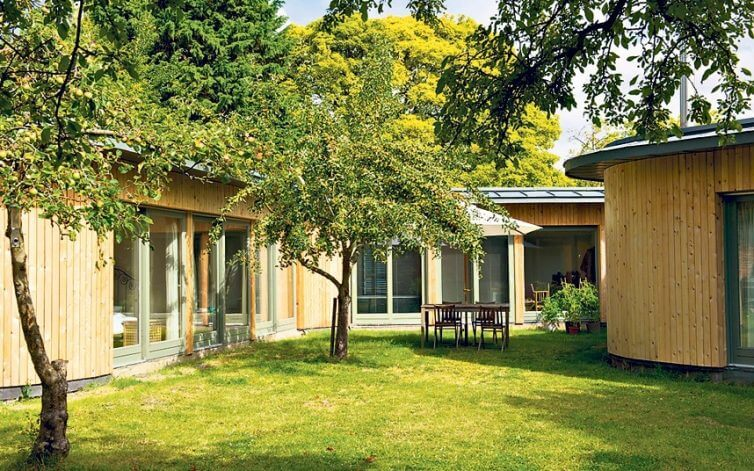 8 Incredible Eco Homes - Image From Telegraph.co.uk