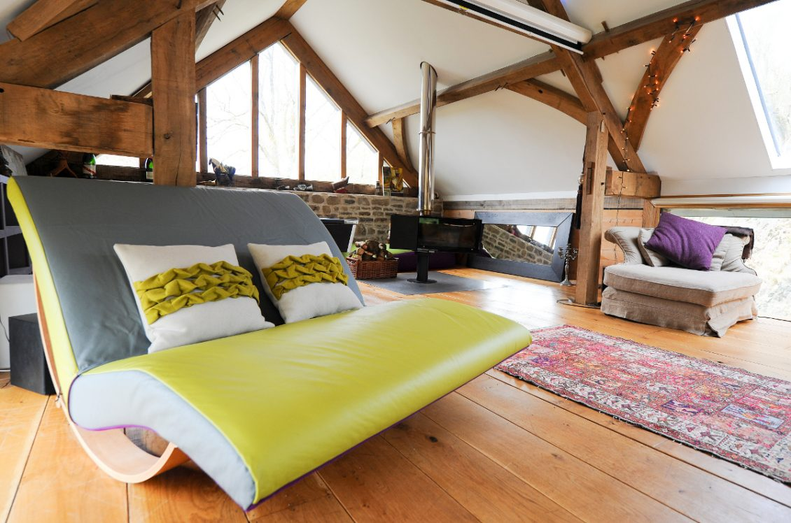 5 Cottages With Beautiful Interiors To Holiday In - Red Kite Barn