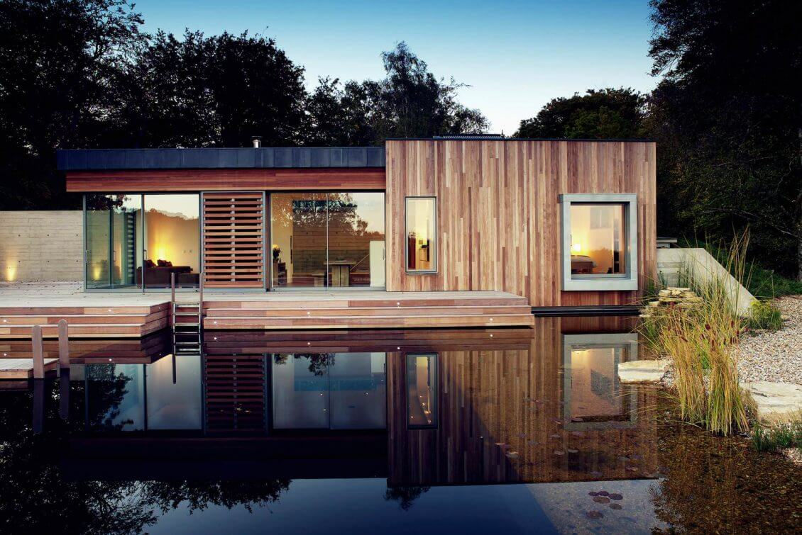 home designers uk. 8 Incredible Eco Homes Culture South West  Interior Design Blog