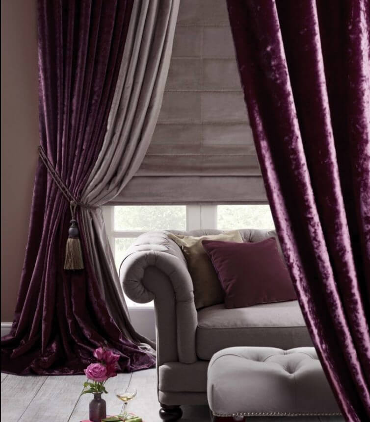 Getting your home ready for the cold months to come - Warm Winter Curtains