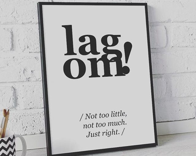 How to Make Your Home Lagom – Embracing the Scandinavian Design Concept