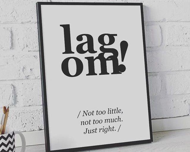 How to Make Your Home Lagom – Embracing the Scandinavian Design Concept