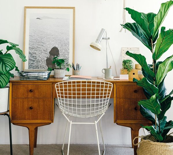 7 Tips To Create A Stylish And Functional Home Office - Image From DearDesigner.co.uk