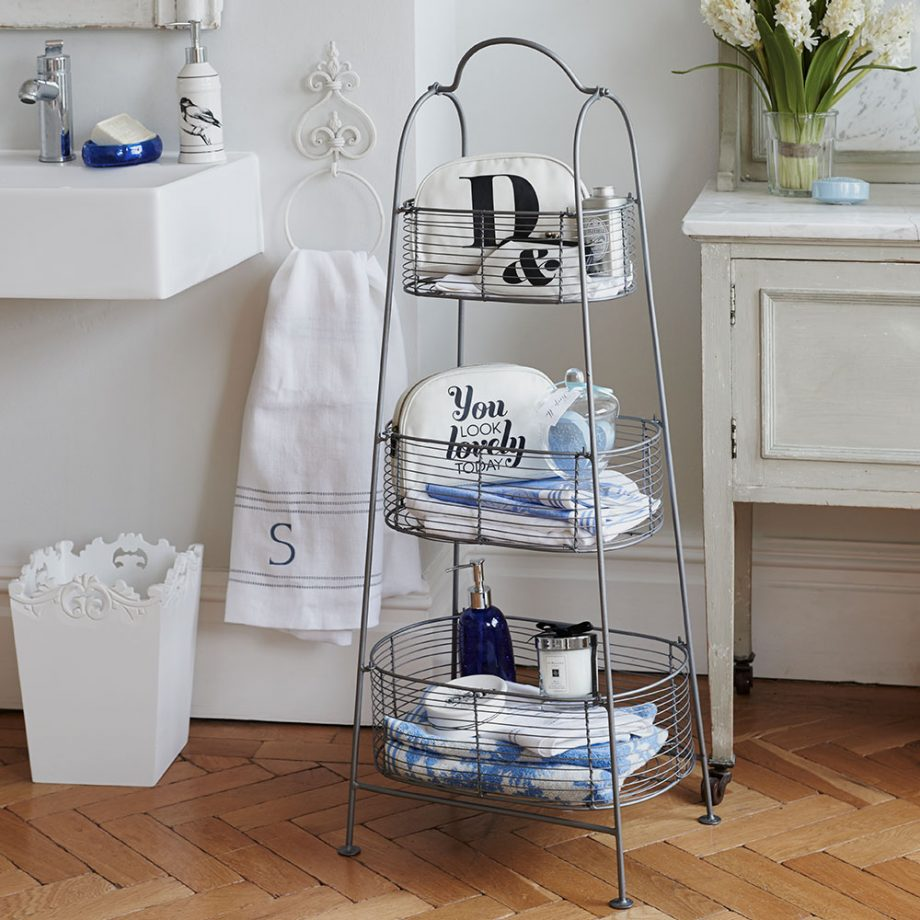 5 Expert (And Affordable) Ways to Create a Luxury Look in Your Bathroom - Image Credit Trevor Richards - From idealhome.co.uk