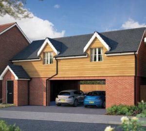 Bedfords Thriving Property Market - St Marys, Kings Field - Bovis Homes Via NewHomesForSale
