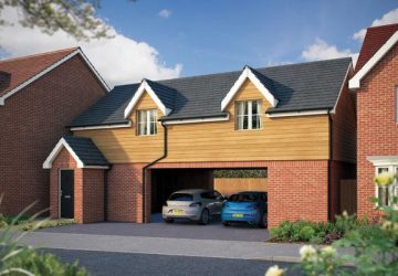Bedfords Thriving Property Market - St Marys, Kings Field - Bovis Homes Via NewHomesForSale