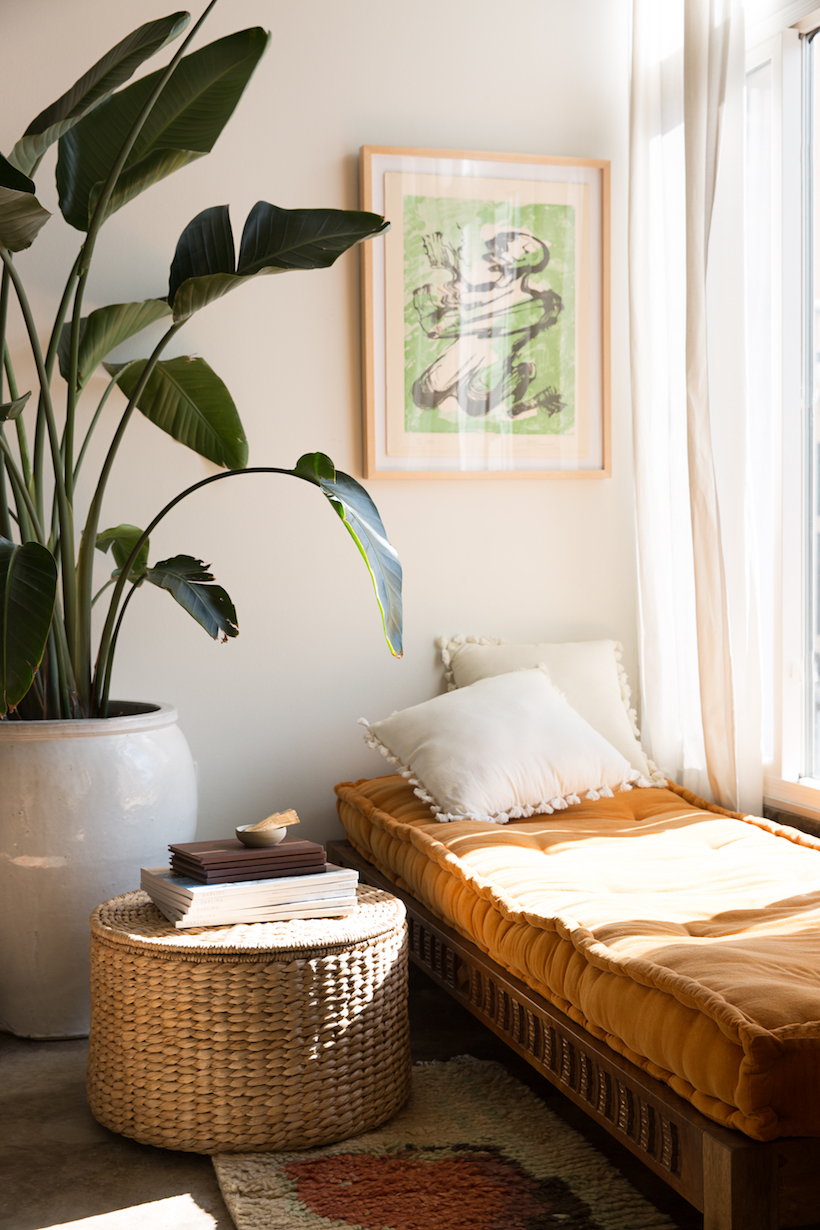How To Make The Most Of Your Spare Bedroom - Image From camillestyles.com - Photo By Molly Culver