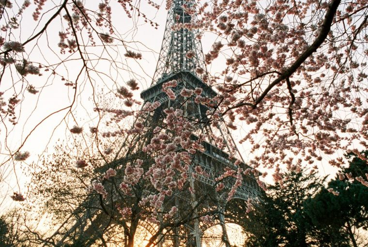 Top 10 Romantic City Breaks - Eiffel Tower