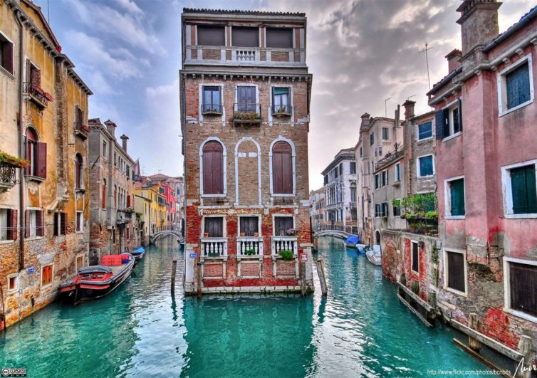 Top 10 Romantic City Breaks - Venice, Italy