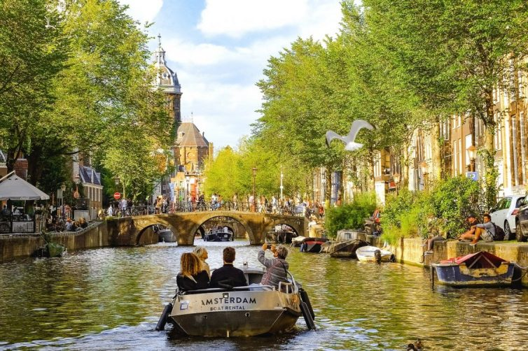 Top 10 Romantic City Breaks - Amsterdam