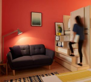 6 Things We Can Learn From Micro Living - Image From dezeen.com - By Ab Rogers Design