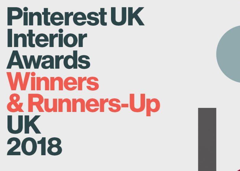 Pinterest 2018 Uk Interior Award Winners