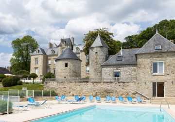 5 Holiday Homes In Brittany Perfect For Group Gatherings - Le Manoir Breton