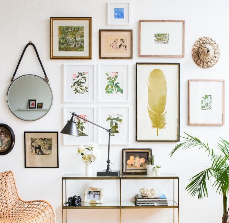 6 Interior Design Trends To Watch In 2018 - Image From Pottery Barn