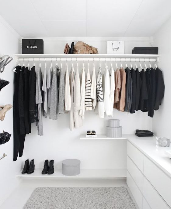 Clutter-Free Forever - Clothes Storage/ Closet