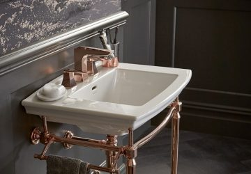 Bathroom Bliss: Tips For Selecting The Right Fixtures For Your Bathroom - Bathroom Sink - Image From Ideal Home