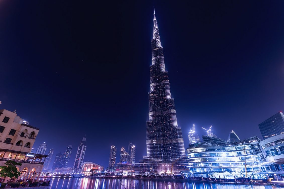 3 Major Reasons For The Rise Of Tourism in Dubai - Burj Khalifa - Tallest Building In The World