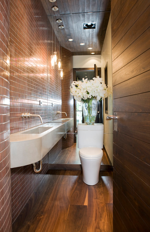 Bathroom Bliss: Tips For Selecting The Right Fixtures For Your Bathroom - Wall Mounted Taps