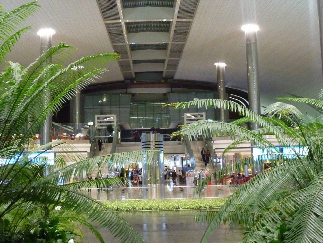 3 Major Reasons For The Rise Of Tourism in Dubai - Dubai Airport