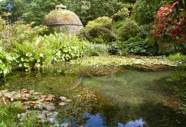 7 Of The Best Gardens In Cornwall - Cotehele