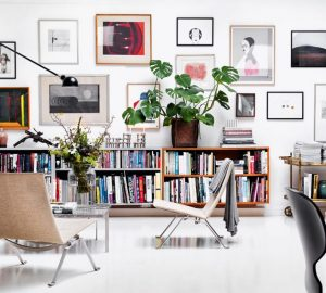 4 Tips To Display Your Artwork and Photographs Perfectly - Demanded factory building in Copenhagen By industrial designer Louise Svenden - Image By Kristian Septimius Krogh