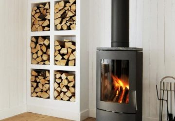 Why You Need A Glass Hearth For Your Stove - Image From expressen.se