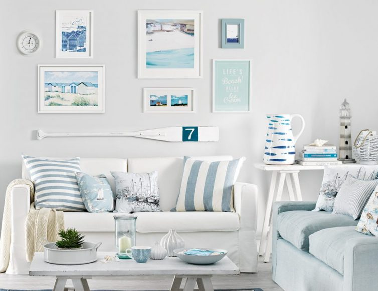 How To Choose Stylish Living Room Furniture - Image From Ideal Homes - Image Credit Tim Young